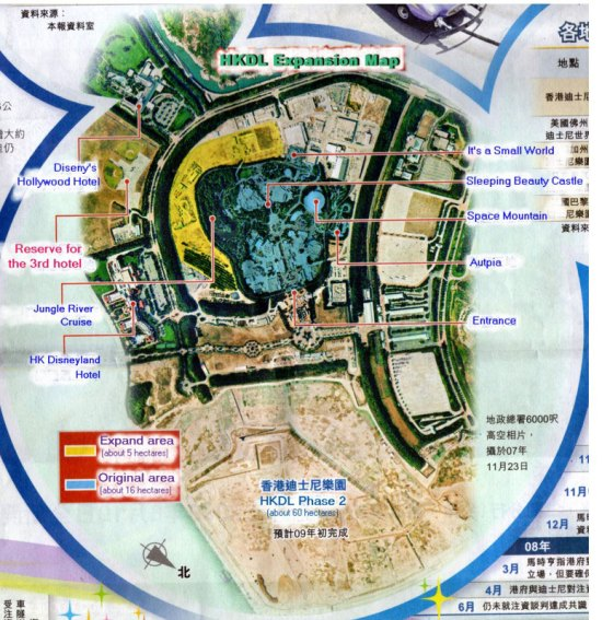 Expansión HKDL