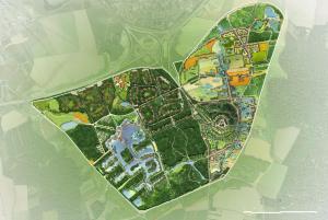 villages nature map