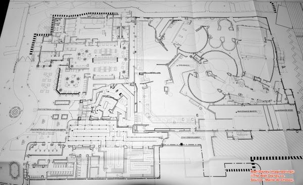 Plano general del áre de Ratatouille