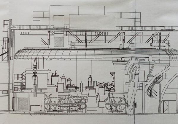 Escena 2: Sobre los tejados de París