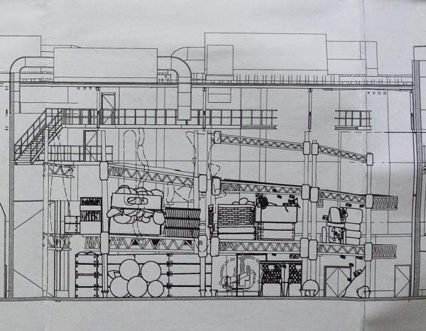 Escena 4: El almacén de la cocina de Gusteau