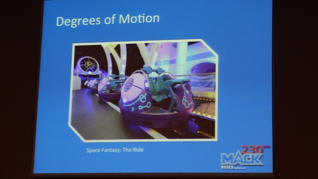 Atracción de Mack Rides ubicada en Universal Studios Osaka