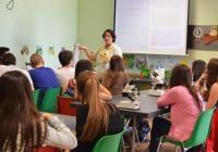 Grupo escolar - aula Bioparc Valencia