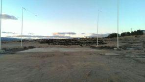 Lugar de la primera piedra de Paramount Murcia