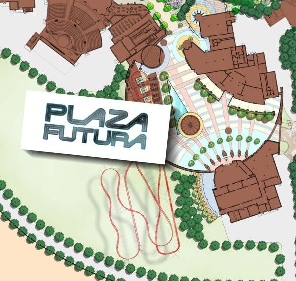 Mapa Plaza Futura