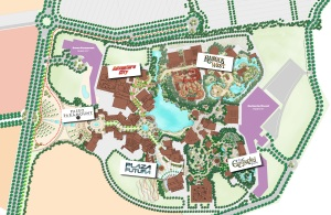 Master Plan Parque Paramount