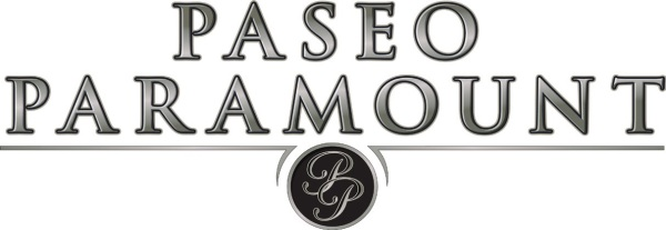 Paseo Paramount logo