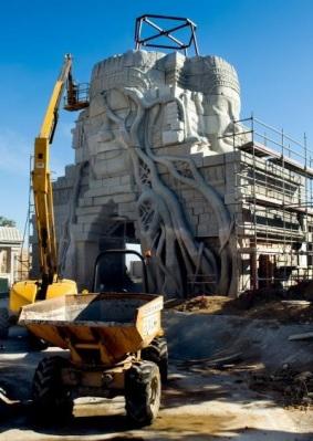 Construcción Angkor